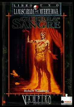 La Mascarada de la Muerte Roja - Libro 1 - Guerra de Sangre