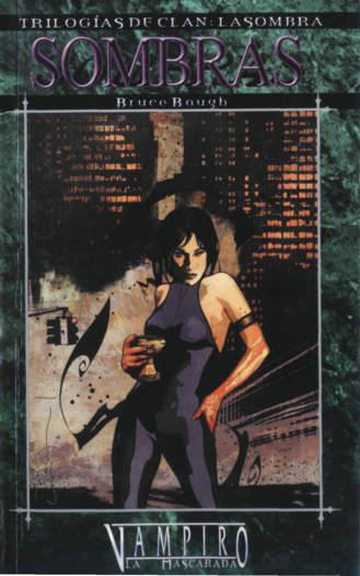 Triologia Lasombra - Libro 2 - Sombras