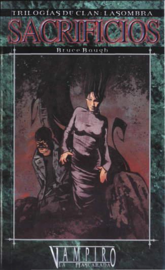 Triologia Lasombra - Libro 3 - Sacrificios